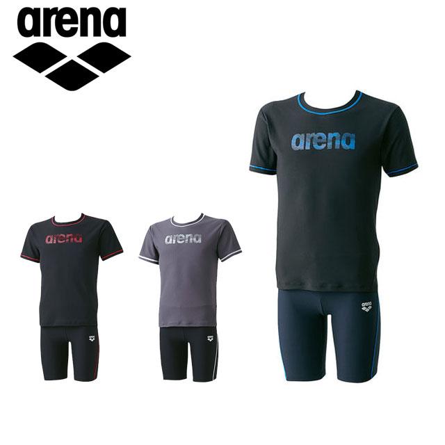 アリーナ フィットネス セパレート 水着 メンズ セパレーツ男性用 FLA7765 arena