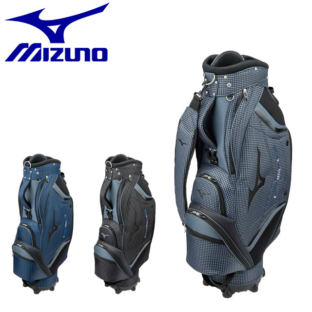 ミズノ メンズ ライトスタイル NEXLITE キャディバッグ 5LJC1802 MIZUNO ゴルフ