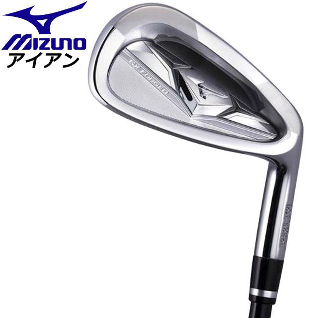 ミズノ GX フォージドアイアン(MFUSION i カーボンシャフト付)5本組 No.6-9、PW ゴルフクラブ 5KJBS564 MIZUNO ゴルフ