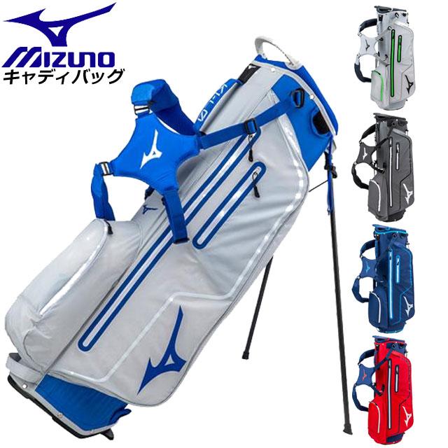 ミズノ バッグ メンズ K1-L0 キャディバッグ 5LJC1822 MIZUNO ゴルフ ミズノ最軽量モデル