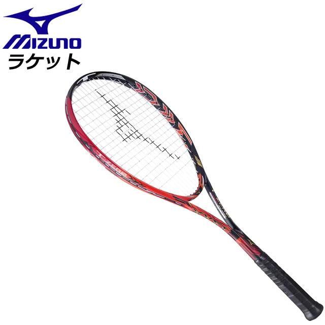 ミズノ ジスト T-ZERO ラケット 63JTN731 MIZUNO ソフト テニス スピード ネットプレーヤーモデル