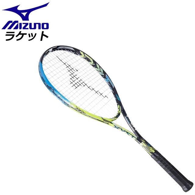 ミズノ ジストT-01 ラケット 63JTN733 MIZUNO ソフト テニス ネットプレーヤーモデル