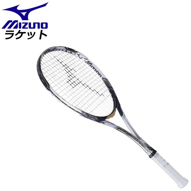 ミズノ ディーアイ Zエアロ ラケット 63JTN740 MIZUNO ソフト テニス コントロール