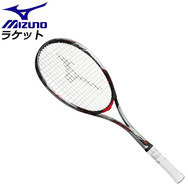 ミズノ ディーアイZ100 ラケット 63JTN844 MIZUNO ソフト テニス コントロール 中上級者向け