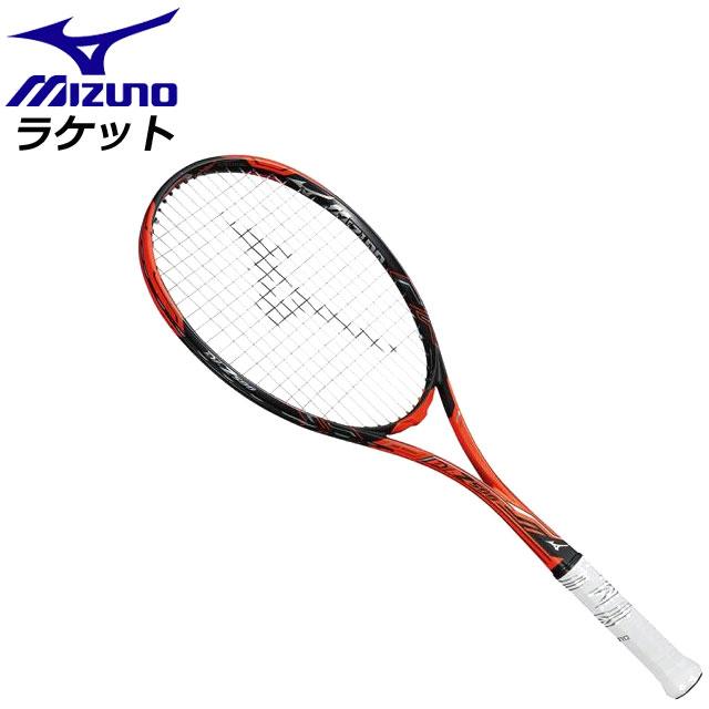 ミズノ ディーアイ Z500 ラケット 63JTN846 MIZUNO ソフト テニス コントロール 中級者向け