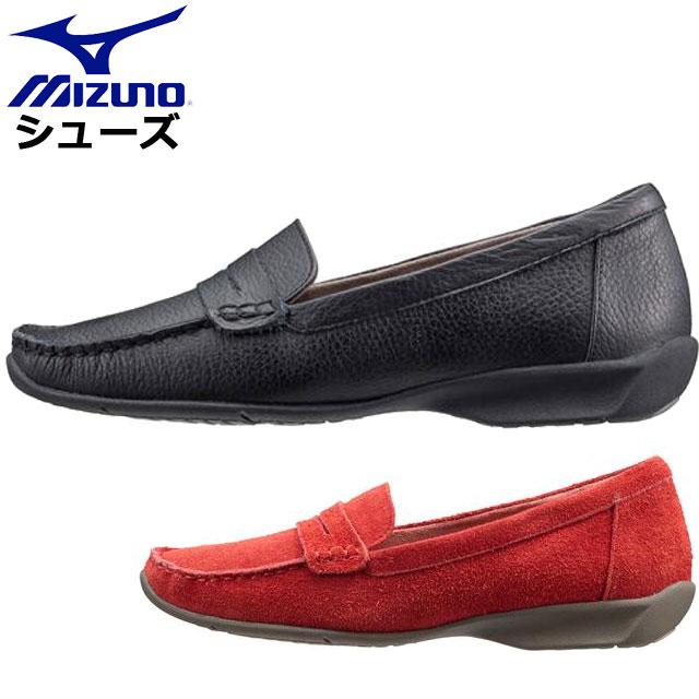 ミズノ ウォーキング セレクト850 MIZUNO B1GH1872 モカシンシューズ 靴 タウン レディース