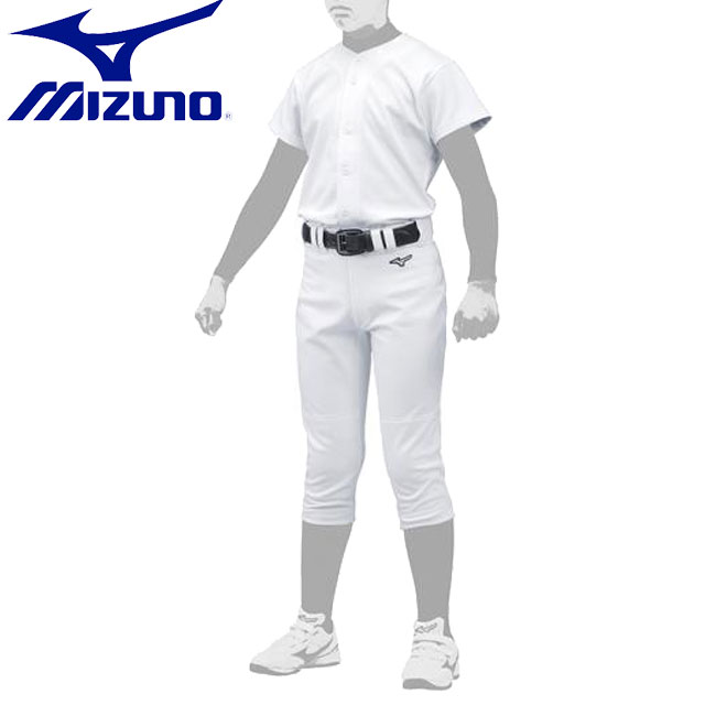 ミズノ 野球 GACHIユニフォーム上下セット MIZUNO 12JG9N80 練習用ユニフォーム ウエア 防汚性能 ベースボール キッズ・ジュニア