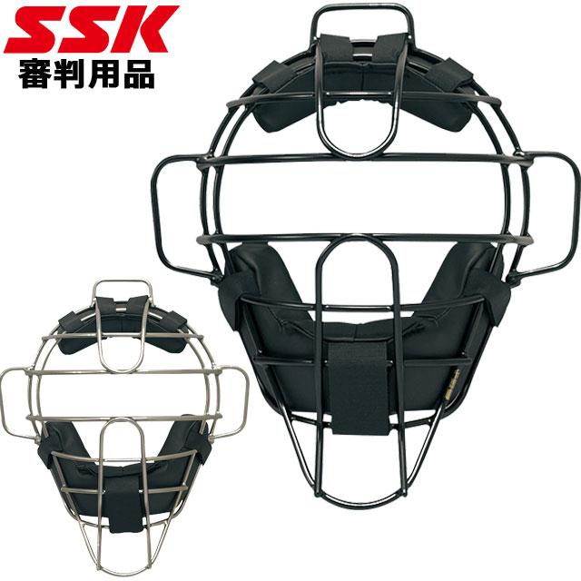 エスエスケイ 野球 審判用品 硬式用審判用チタンマスク SSK UPKM710S 審判 ギア マスク 防具 ベースボール 大人用