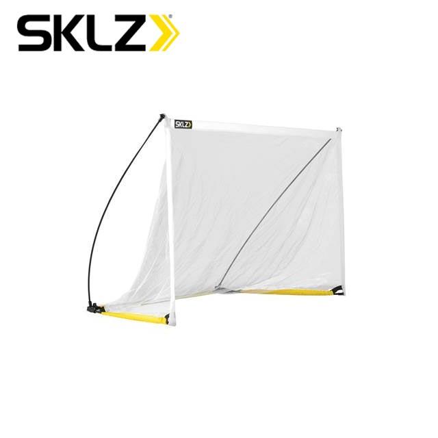 スキルズ サッカートレーニング用品 クイックスタースーパーライトサッカーゴール 即席ゲームや草サッカー、トレーニングでのパスの標的に最適なアイテム 収納バッグ付 023117 SKLZ