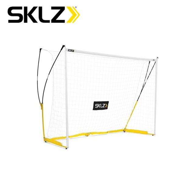 スキルズ フットサル プロトレーニングゴール PRO TRAINING FUTSA 本格的なビジュアル コート、ターフ、芝生で使用可能 3×2mの公式フットサルサイズ 028624 SKLZ
