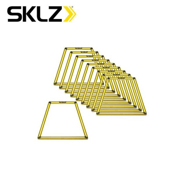 スキルズ アジリティトレーナープロ 10組セット 様々なスピード&アジリティー(敏捷性)トレーニングに最適なツール ラダートレーニング 029157 SKLZ