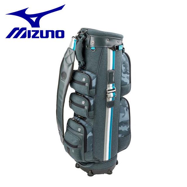 ミズノ ゴルフ バッグ キャディーバッグ BOLSA CART 収納力 耐久性 5LJC1914 MIZUNO