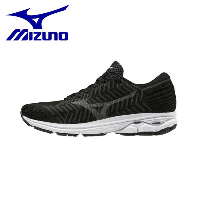 ミズノ メンズ レディース ランニングシューズ ウエーブニットR2 スニーカー 靴 軽量 MIZUNO WAVE ユニセックス J1GD1829 MIZUNO