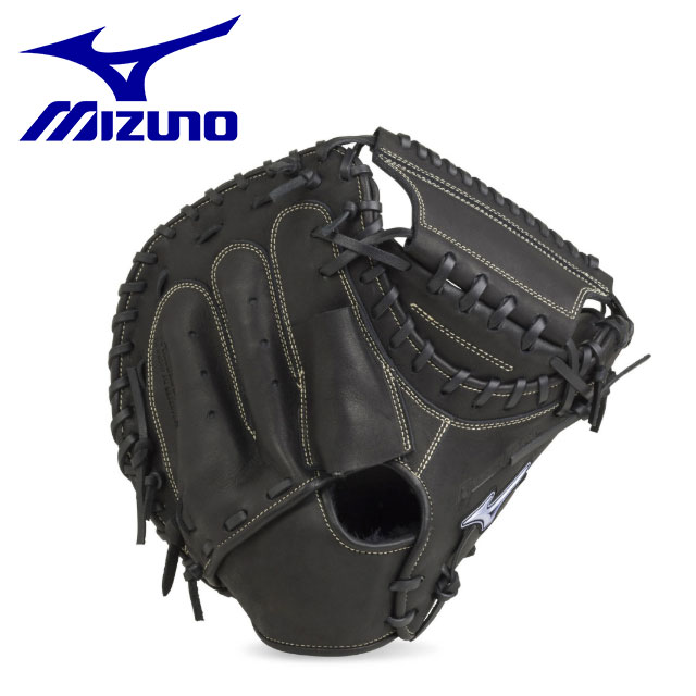 ミズノ 野球 メンズ グローブ グラブ キャッチャーミット 軟式 ダイアモンドアビリティ 捕手用:炭谷型 1AJCR207 MIZUNO