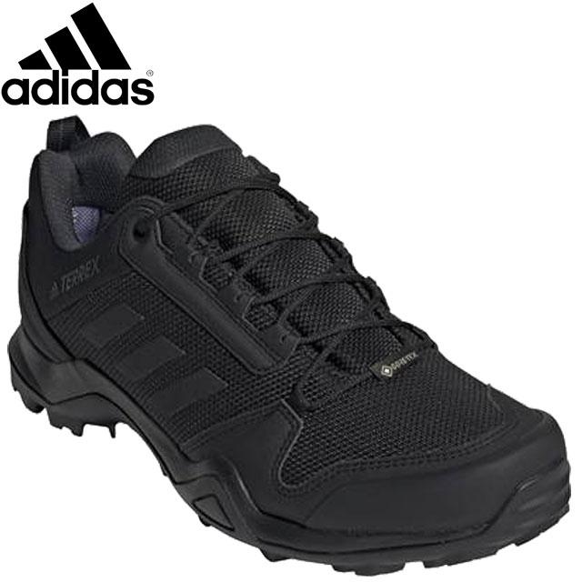 アディダス シューズ メンズ 靴 スニーカー TERREXAX3GTX トレッキングシューズ ファストトレッキング マルチ 防水性 クッション性 アウトドア 登山 トレッキング 用具 小物 アクセサリー 245-330 adidas BC0516