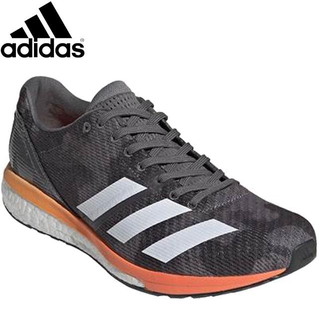アディダス シューズ メンズ 靴 スニーカー ADIZEROBOSTON8M ランニングシューズ フィット感 通気性 軽量化 グリップ力 ストレッチ性 ステップアップ マラソン 陸上競技 3本線 スリーストライプス 用具 用品 小物 245-310 adidas G28858