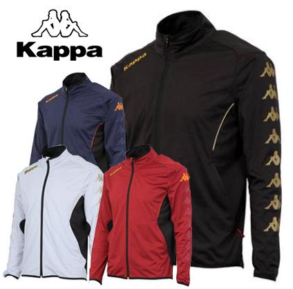 Kappa (卡帕) 足球训练穿球衣 WUP 针织夹克轻量级的 KF352TT11 训练外套