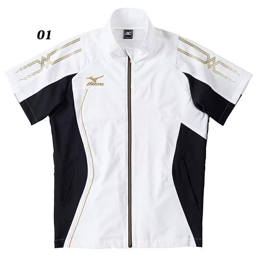MIZUNO (YM) basketball-ware 32MC5031 moovecrosshats short sleeve Jersey training marathon running jogging
