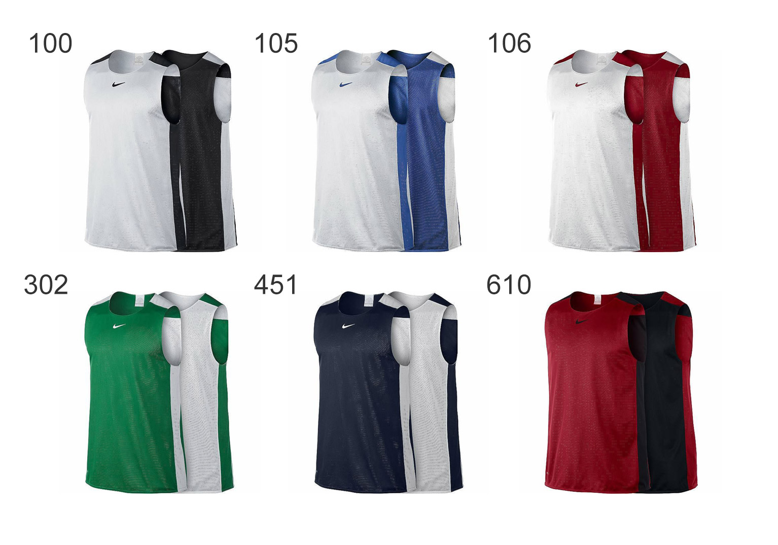 competitive price d8f66 a1bca NIKE (Nike) basketball Nike League reversible tank