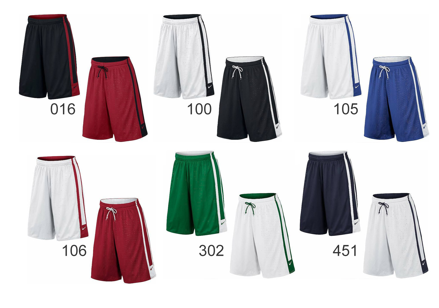 NIKE (Nike) basketball Nike League reversible shorts