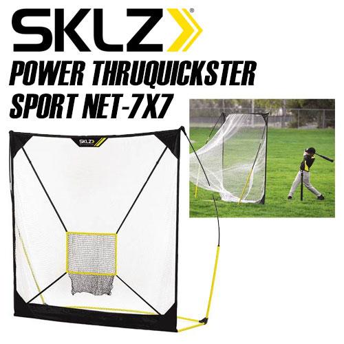 SKLZ 簡単組み立てマルチスポーツネット アマチュアからプロまで幅広くしよう出来る本格的派 QUICKSTER SPORT NET-7X7 スキルズ 002905