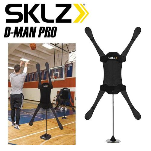 SKLZ ディーマンプロ 練習用ダミー人形 D-MAN PRO バスケットボール スキルズ 028754