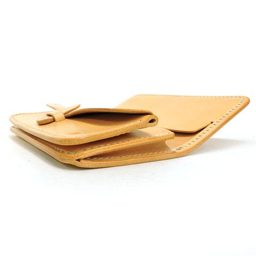 黑羽克洛维CROW / CBM185-长钱包(天然)