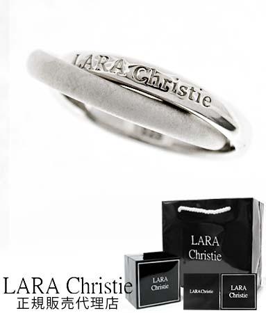 ララクリスティー リング 指輪 メンズ レディース LARA Christie シルバー925 / ロンド リング 【ホワイト】 7号 9号 11号 13号 15号 【 シンプル おしゃれ 人気 ホワイトデー 敬老の日 】