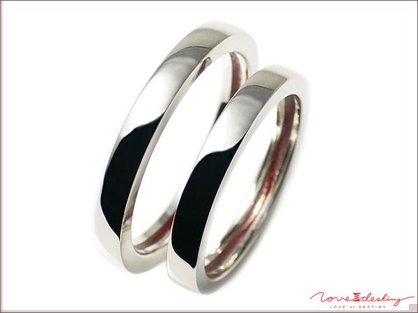 送料無料 シルバー925 リング 指輪 / LOVE of DESTINY ラヴオブデスティニー / ペア10%OFF割引 プレーンvor.1 運命の愛の糸入り 指輪リング【 指輪 メンズ レディース リング おしゃれ 敬老の日 】