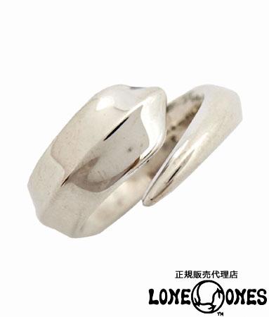 レナードカムフォートクロムハーツ創設者メンバー 送料無料 シルバー925 リング 指輪 / LONE ONES ロンワンズ/ フロウリング 【 エルワン カムホート ベル 鈴 指輪 メンズ レディース リング おしゃれ 】