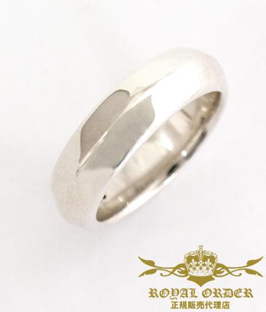 ロイヤルオーダー Royal Order 正規 ロイヤルオーダー リング ROYAL ORDER 指輪 送料無料 シルバー925 / プレーンバンド リング 【 指輪 リング メンズ リング レディース おしゃれ 】