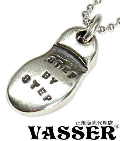 ネックレス ペンダント / バッサー vasser / Soul Words Pendant w/chain [STEP BY STEP] 【 ペンダント メンズ レディース ネックレス おしゃれ 】
