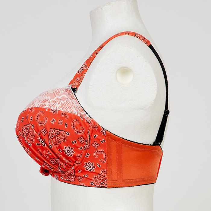 ed54a798ae9 ... Brassiere big size fur sill bra (SP-287) lady s woman inner underwear F  ...