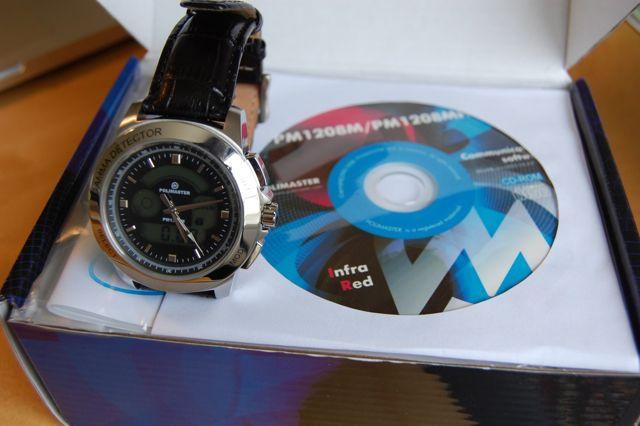 新モデル入荷 腕時計型 信憑 ガイガーカウンターPolimaster社製 モデル名:PM1208M ベラルーシ製 RCPdec18 放射能測定器 お見舞い 送料無料 即日発送
