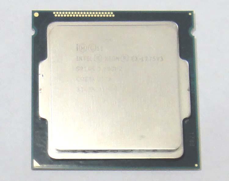 インテル 安値 Intel 全国どこでも送料無料 CPU Xeon E3-1275 V3 4コア8スレッド 3.50 1333