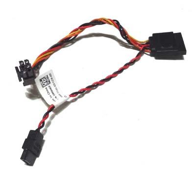 DELL DP 限定特価 N 1着でも送料無料 0M0HKP マザーボード電源供給ケーブル SATA電源ケーブル SFF 中古 OptiPlex 3020