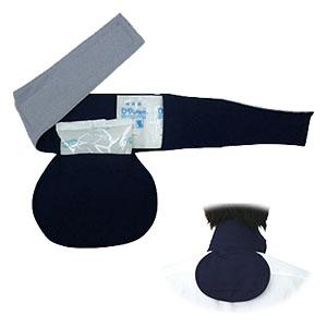 安心の定価販売 首筋を守る熱中症対策グッズ アウトレット ラッピング無料 首筋と背中を保冷剤で冷却 ネコポス送料無料 BR-501 冷か朗