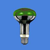 定形外郵便またはメール便で発送 在庫あり TOKI カラーレフ電球 海外並行輸入正規品 100W 屋内用 SALE 緑 RC100V100WR100GGK