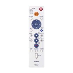当季大流行 【在庫あり】 東芝 HDD&DVDレコーダー用シンプルリモコン SE-R0300(79103955), エイヘイジチョウ 2dd535e7
