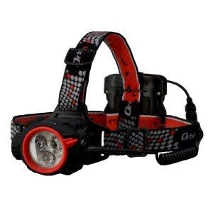【在庫あり】 サンジェルマン GENTOS 充電式LED ヘッドライト 500ルーメン ORX-500H