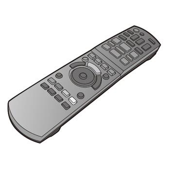 【在庫あり】 パナソニック ブルーレイディーガ用リモコン N2QAYB000698