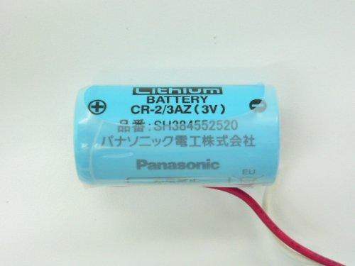 定形外郵便またはメール便 あす楽 在庫あり パナソニック 住宅火災警報機用リチウム電池 お見舞い SH384552520 CR-2 3AZ 単品 好評