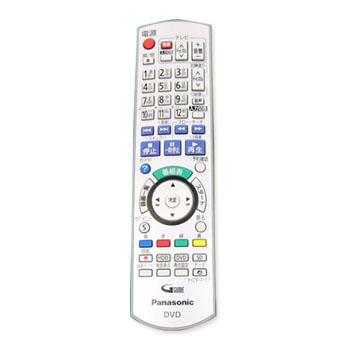 【在庫あり】 パナソニック ハイビジョンDVDレコーダー用リモコン N2QAYB000349