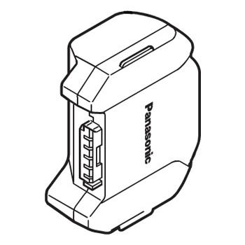 パナソニック 掃除機用交換用リチウムイオン電池 AMV97V-GE