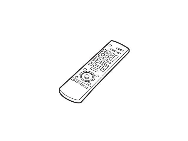 【在庫あり】 パナソニック コンパクトステレオシステム用リモコン N2QAYB000386