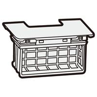 定形外郵便またはメール便 在庫あり シャープ ショッピング 前 割り引き 洗濯機用乾燥フィルター 2103370492