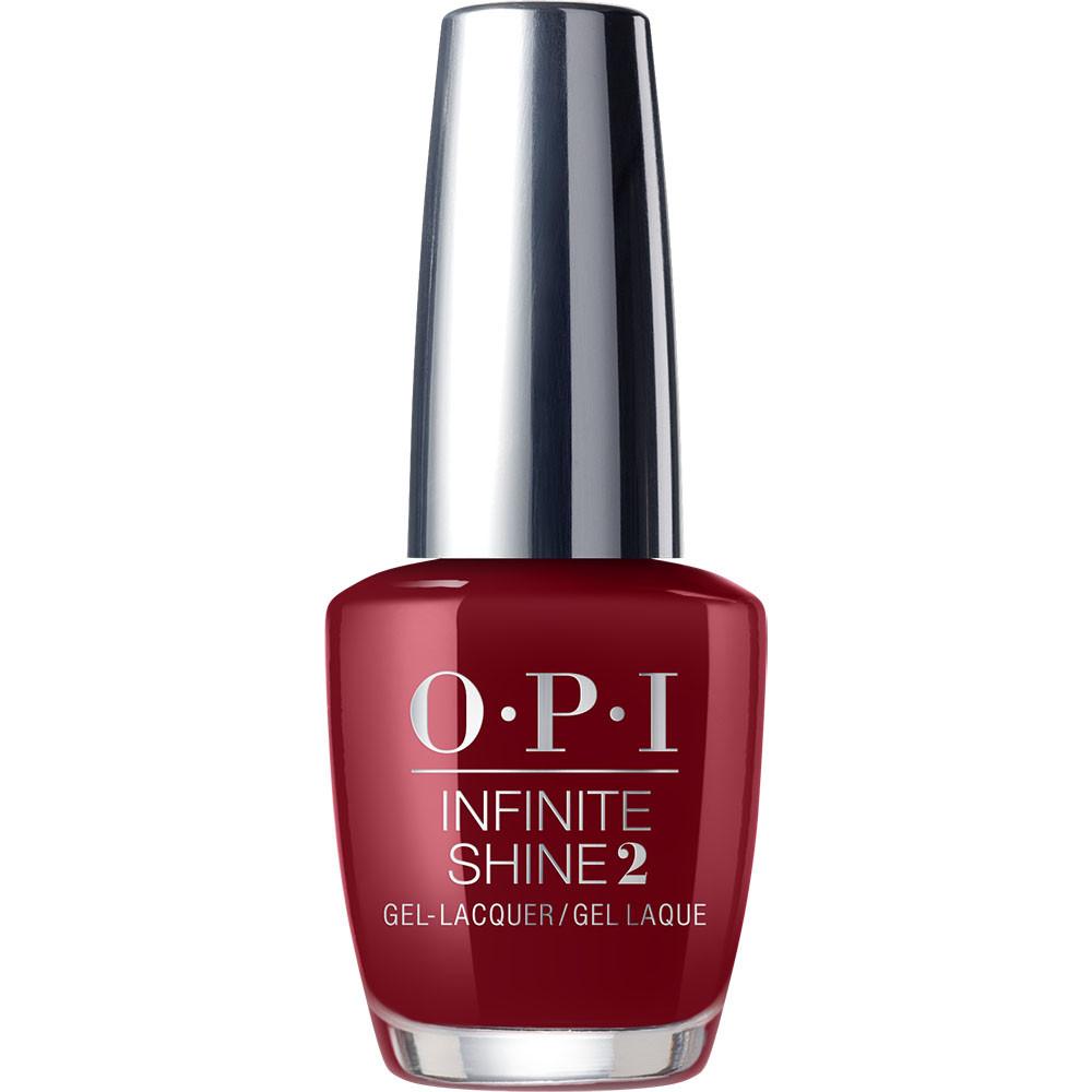 OPI O P 定番スタイル I インフィニット シャイン マラガ Shine 15mL Infinite 無料 ISLL87 ワイン