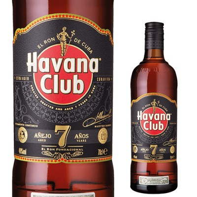 100年前からある地下貯蔵庫で熟成 P3倍ハバナクラブ エクストラ<7年> 正規品 40度 700ml ラム RUM ラム酒 スピリッツ 長S誰でもP3倍は 9/4 20:00 ~ 9/11 1:59まで