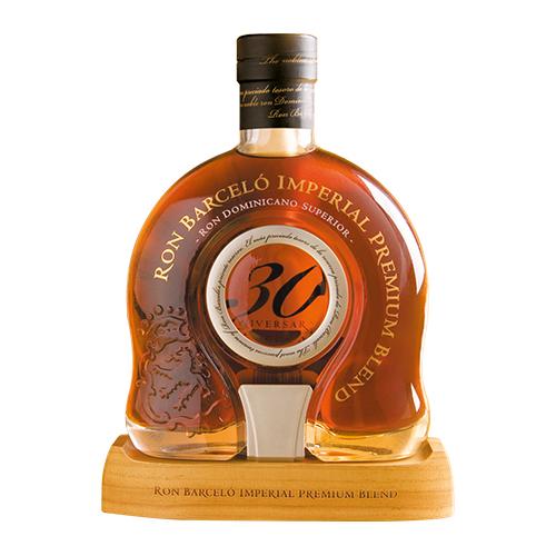 ロン バルセロ インペリアル プレミアムブレンド 700ml 43度 ドミニカ共和国 ラム RUM ラム酒 スピリッツ 長S