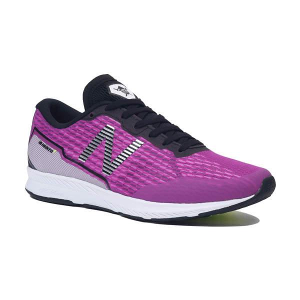 ba6eacde10ba0 NBWHANZTV2ニューバランスレディースランニングシューズHANZOTKZ【ジョギングマラソンランニングトレーニングフィットネスロムスポーツROM】
